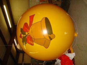 advertising balloons Glenview